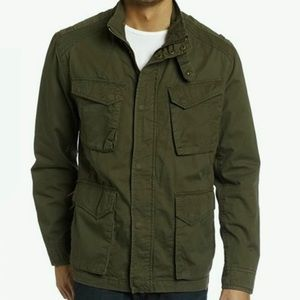 Marc New York Edison Jacket Army Green Andrew XL